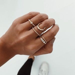 'Dixie' Ring Set